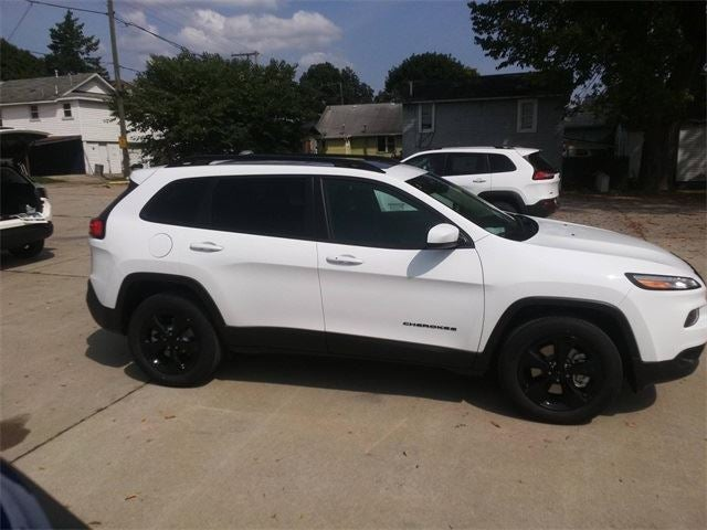 2018 jeep cherokee limited south charleston wv for Department of motor vehicles charleston west virginia