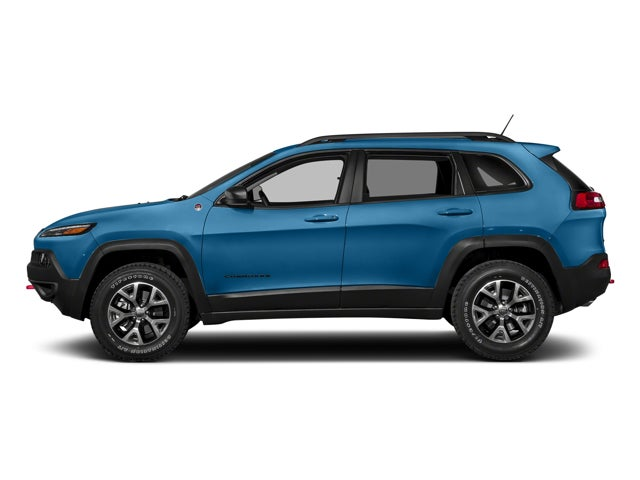 2018 Jeep Cherokee Trailhawk 174 4x4 South Charleston Wv