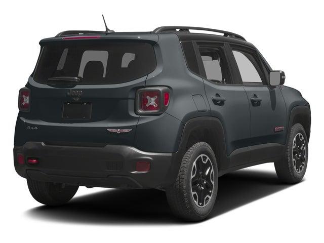 2016 Jeep Renegade Trailhawk Certified In South Charleston Wv Dutch Miller Chrysler Dodge